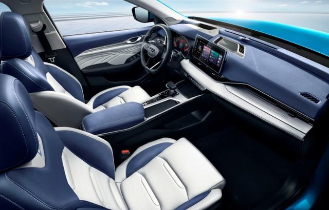 用视频号搞新车发布头一号 吉利星瑞11.37万元起售 站长论坛 第5张