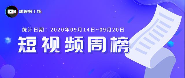 快手放映厅周涨粉240万,微信视频号内测付费推广 | 周榜